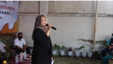 Lesty Putri Utami Sosialisasikan Perda Perlindungan Anak Provinsi Lampung
