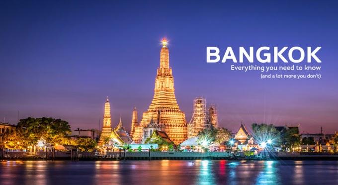 Tham khảo đặt phòng khách sạn Băng Cốc? Sân bay Đà Lạt đi Bangkok được đó nhé!