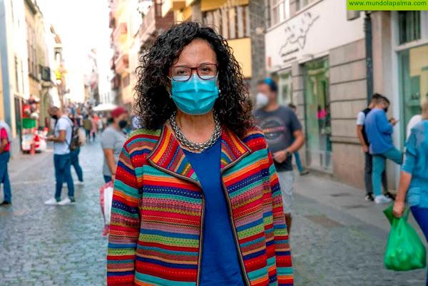 Nieves Rosa Arroyo lamenta que CC no comprenda que Participación Ciudadana va más allá de organizar comidas y otros ágapes