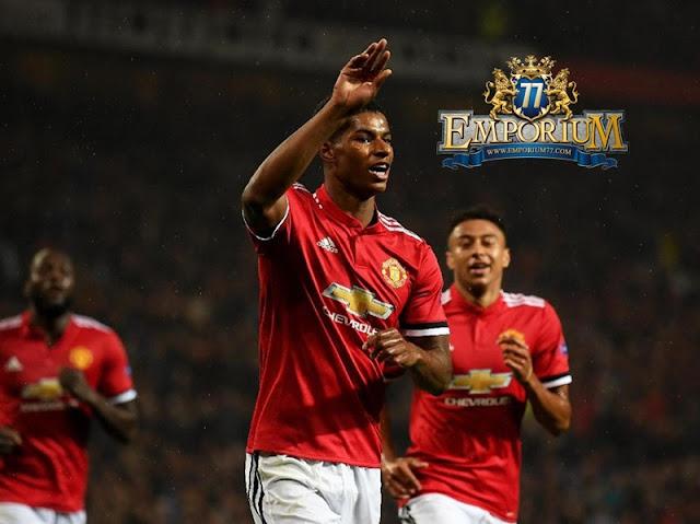 Rashford Sudah Terbiasa Dengan Gelar Yang Diraih Oleh Manchester United.