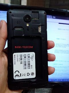 ITEL A11 FLASH FILE SPD7731 6 0 STOK ROM FIRMWARE HANG LOGO