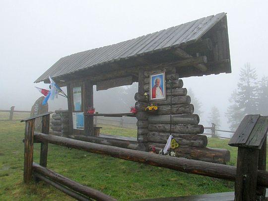 Hala Turbacz. Szałasowy Ołtarz.