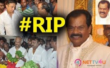 Rip Art Director Gopi Kanth | Tamil Cinema Industry And Politicians Mourns Big Loss To Cinema