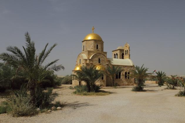Greek Orthodox Church of John the Baptist at Bethany, Jordan