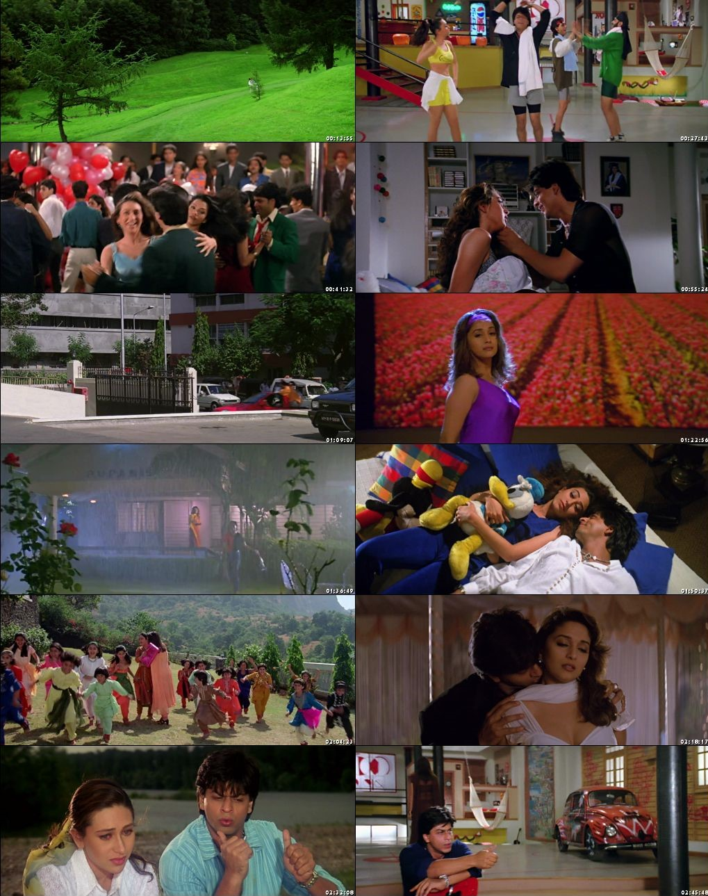 Dil To Pagal Hai 1997 Full Hindi Movie Online Watch