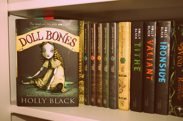 Doll bones af Holly Black