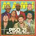 """Piso 21 e Black Eyed Peas anunciam  """"Mami"""" um novo single em parceria"""