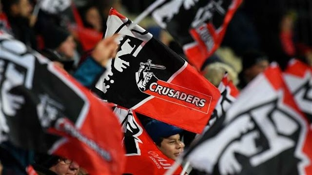 New Zealand 'Crusaders' rugby team to keep name in aftermath of mosque carnage
