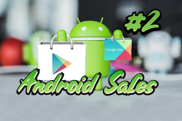 [Προσφορές Android #2]: 14 επί πληρωμή εφαρμογές δωρεάν για λίγες ημέρες