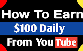 How to earn from YouTube? 5 ways to earn $100 daily - Pandey Ji Technical