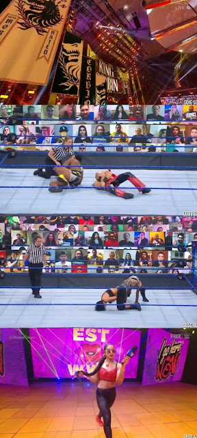 Download WWE Friday Night Smack Down 12th February 2021 480p || MoviesBaba 1
