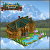Farmville Alaskan Summer Farm - Log Mansion (Centerpiece Buildable)