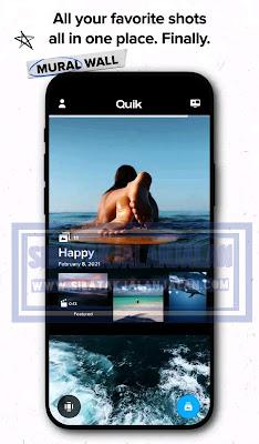 aplikasi edit video tiktok quick