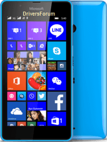 Nokia Lumia 540 RM 1141 USB Driver