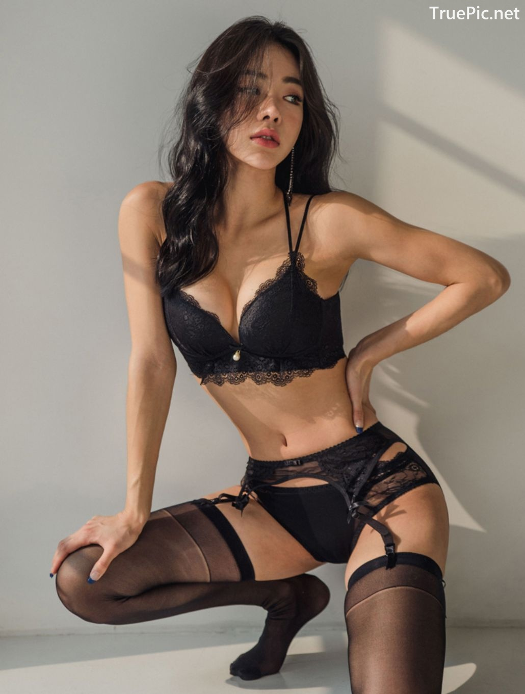 Image-Korean-Fashion-Model-An-Seo-Rin-7-Lingerie-Set-For-A-Week-TruePic.net- Picture-2