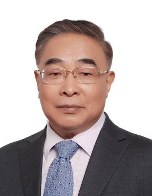 Academician Zhang Boli