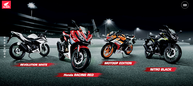Harga Honda CBR 150R Terbaru 2016 Berikut Spesifikasi Lengkapnya !