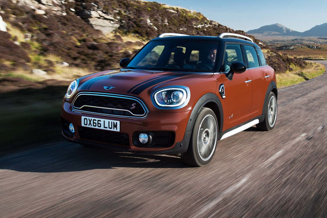 Mini Countryman First Drive 2017 REVIEW