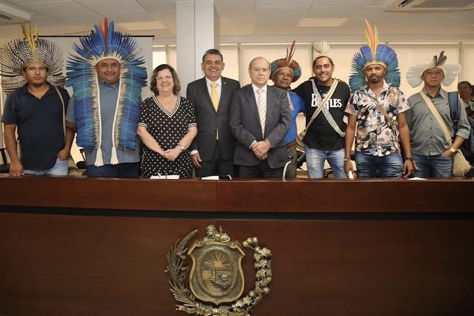 Comissão de Educação levará demandas indígenas ao governador