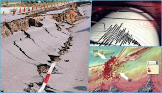 Emiten alerta de posible  terremoto fuerte en los próximos dias.