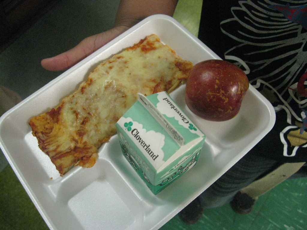 Better D C School Food High School Lunch
