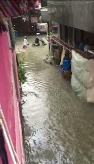 Banjir semarang, ini daftar beberapa wilayah yang terdampak!