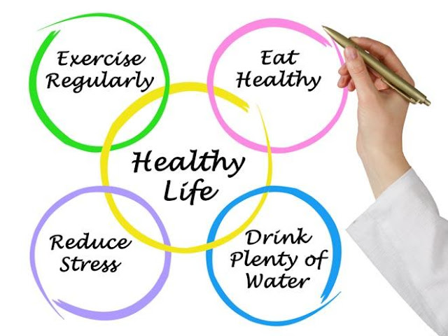 HEALTHY TIPS TO LIVE LIFE HEALTHIER