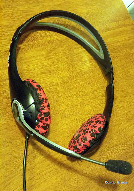 handmade replacement headphone covers