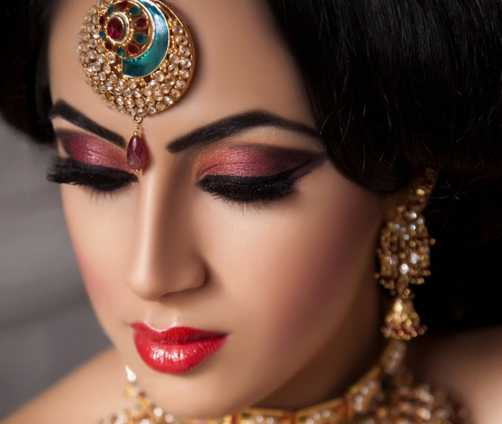 Latest bridal hair and make-up trends in India… 1