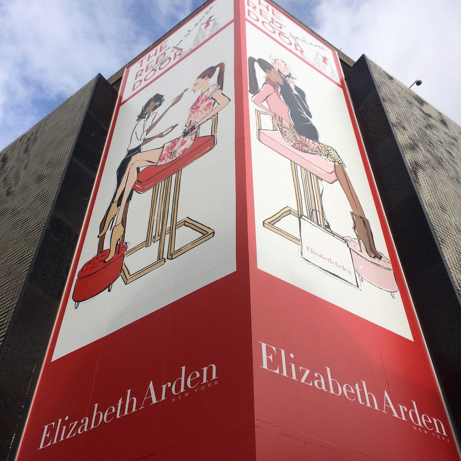 Elizabeth Arden The Red Door Experience Zoey Olivia