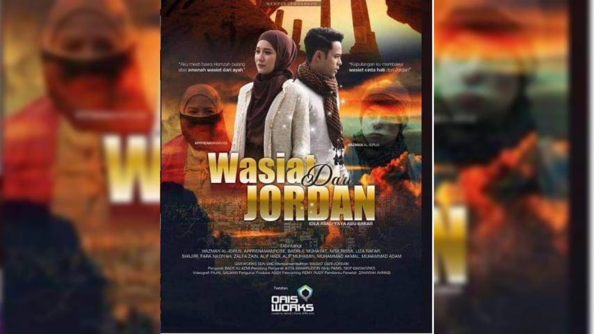 Drama wasiat dari Jordan