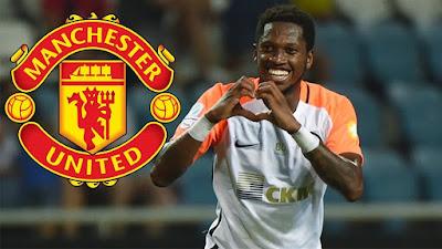 Fred kufanyiwa vipimo kukamilisha usajili Man United