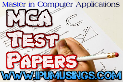 MCA - Semester 4 - Object Oriented Analysis And Design (End Term Paper 2016) (#ipumusings)(#mcapapers)