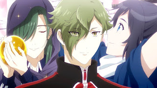 جميع حلقات انمي Touken Ranbu: Hanamaru مترجم عدة روابط