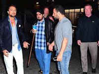 Pengeran Saudi Terlihat Keluar dari Klub di Manhattan