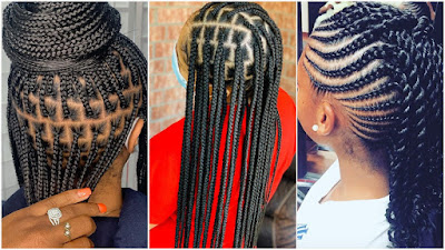 30 Braids Styles Latest Hairstyles To Give You A Cute Look - Beauty and Styles