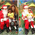 Is It Christmas Already? - Tiwa Savage And Son, Jamil Visits Santa Claus