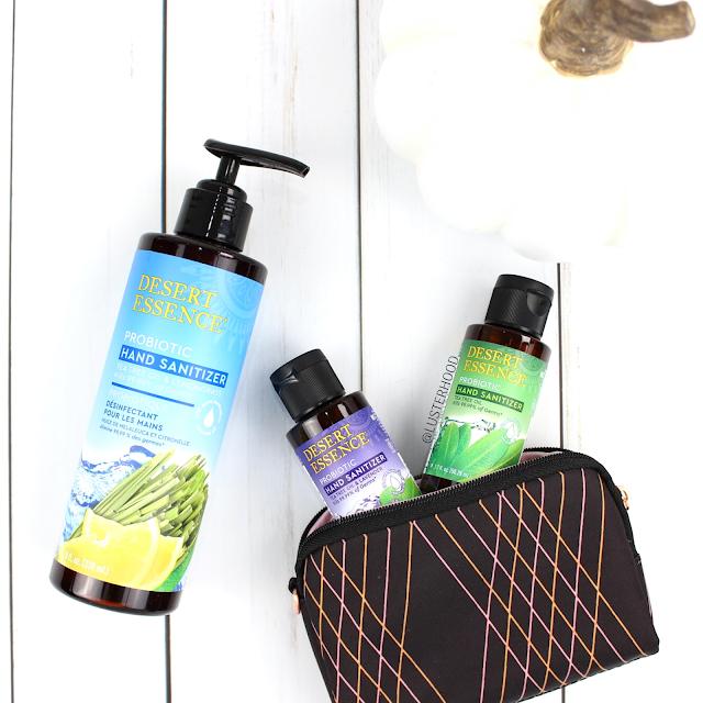 Desert Essence Hand Sanitizer | Lusterhood