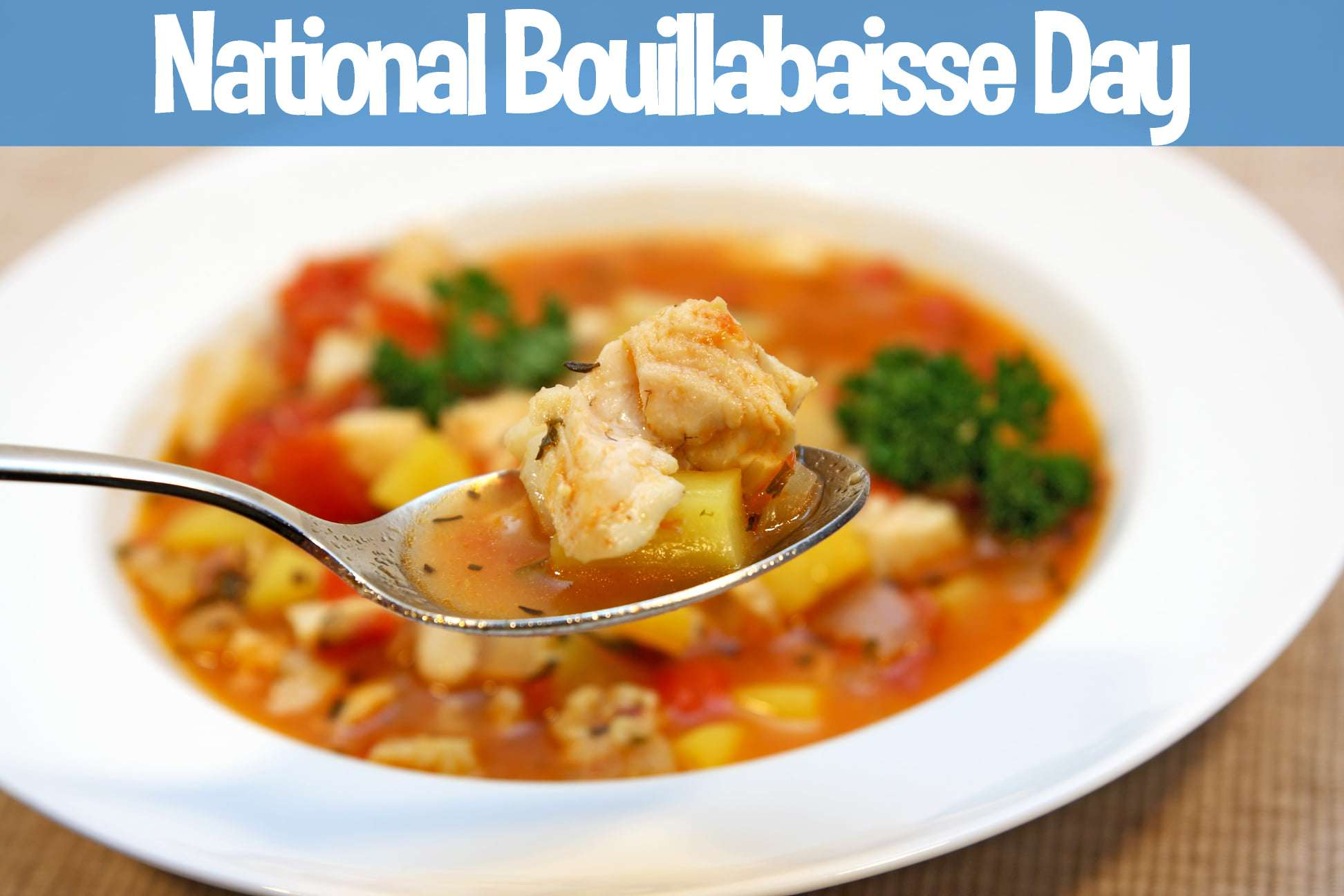 National Bouillabaisse Day Wishes Awesome Picture