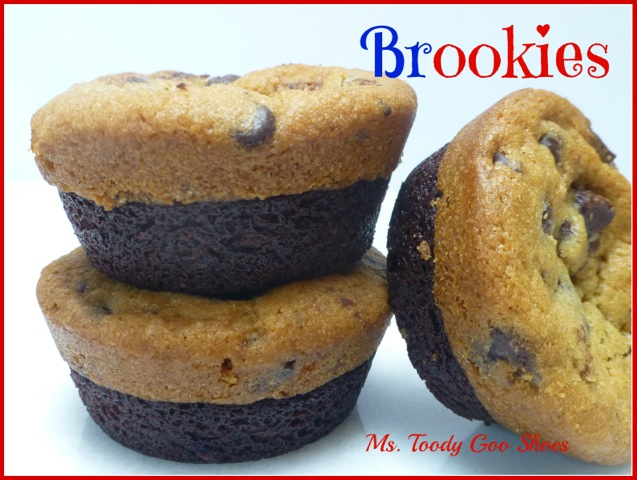 Brookies  --- by Ms. Toody Goo Shoes