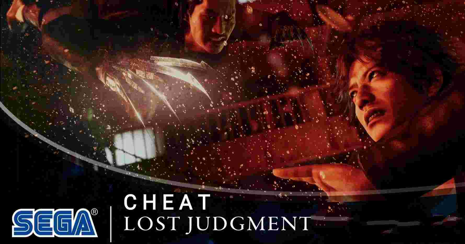 kode cheat lost judgement ps4 ps5 xbox