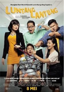 Download Film Bioskop Indonesia Komedi Luntang Lantung 2014 Full Movie