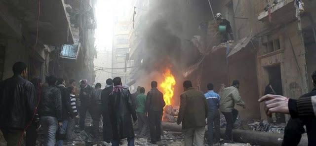 Μαίνονται οι μάχες τζιχαντιστών και ανταρτών στη βόρεια Συρία