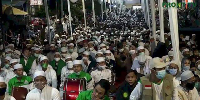 Sidang Kerumunan Petamburan, Saksi Akui Disuruh Panitia Tegakan Prokes