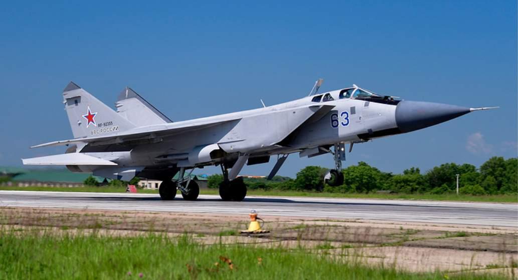 Pesawat militer Rusia kembali jatuh