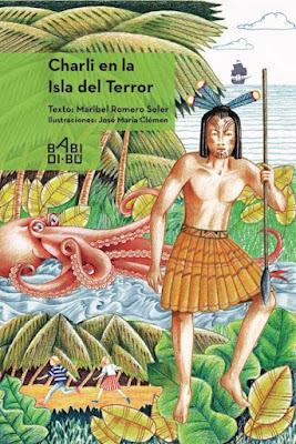 Charli en la Isla del Terror