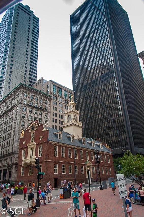 Conociendo Boston a bordo del Boston duck tours