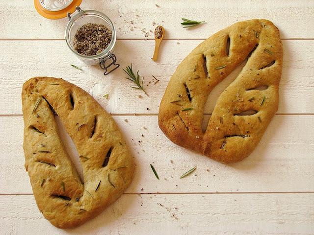 recette de fougace provencale à l'huile d'olive