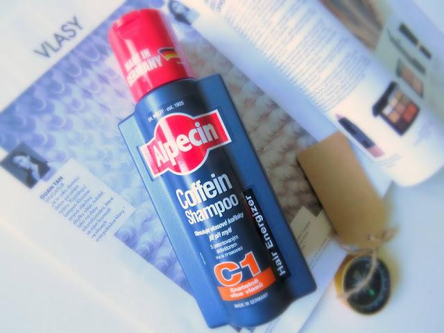 Alpecin Hair Energizer Coffein sampon