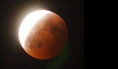 Jangan lewati, Malam ini terjadi Gerhana Bulan Total